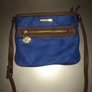 Nylon Michael Kors Crossbody Handbag